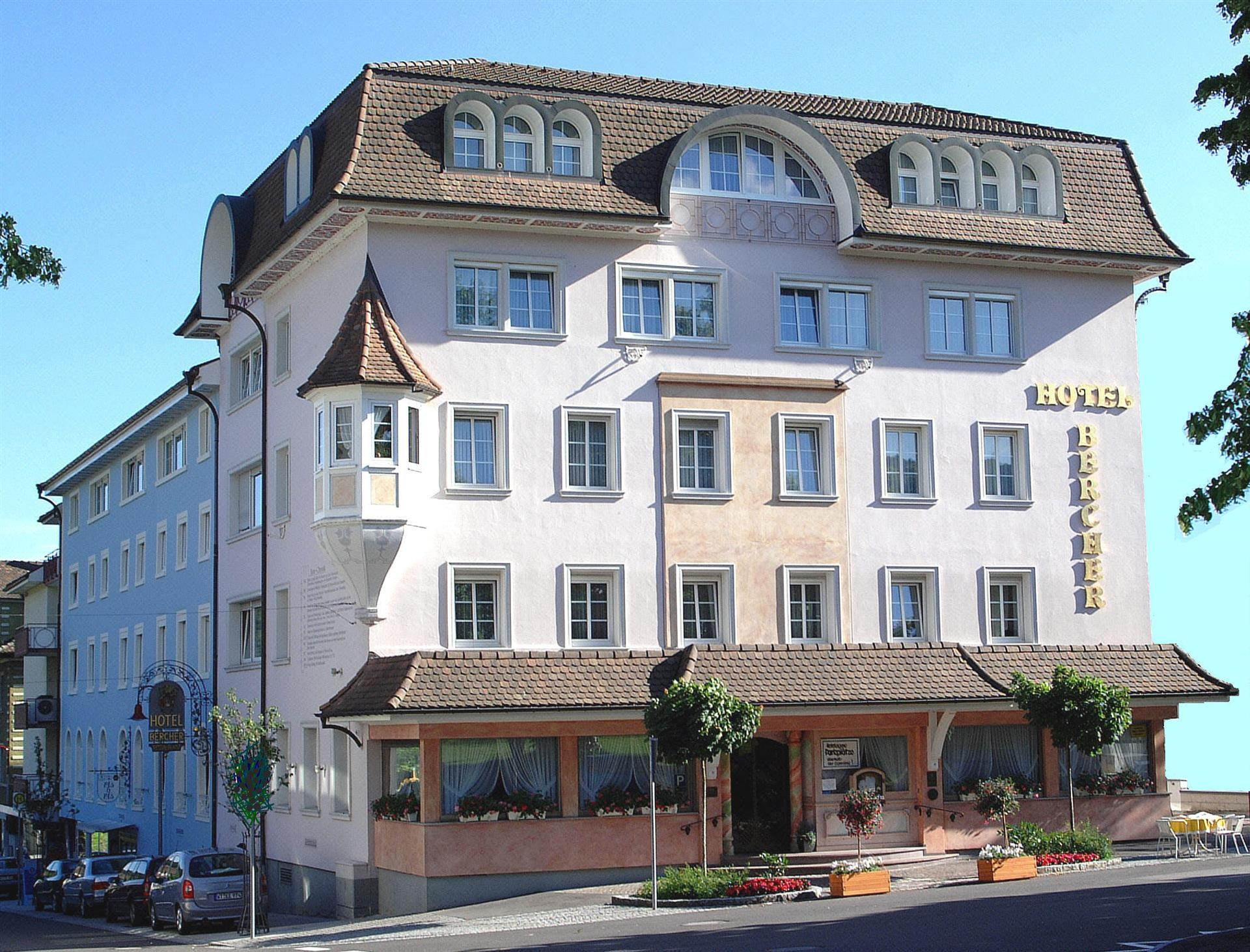 Welcome To The Hotel BERCHER